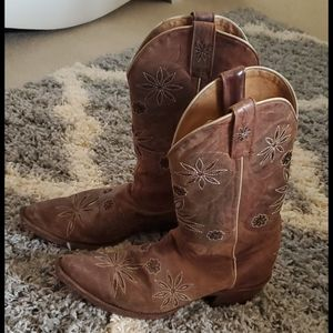 Women's Shyanne Cowgirl Boots